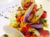 Jambon mogettes à la coquillettes