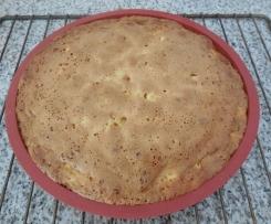 Gâteau aux pommes rapide (Leslie)