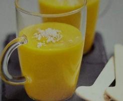 velouté carottes-coco