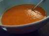 Soupe de tomates et ses vermicelles