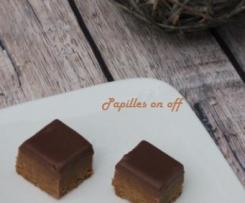 Bouchées spéculoos chocolat ou piège aux spéculoos