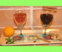 Vins aromatisés aux huiles essentielles