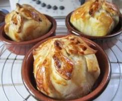 Rabottes picardes (ou pommes en chemise)