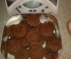 Muffins Chocolat Carambar