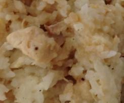 Poulet au gingembre et soja