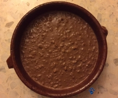 Riz au chocolat sans gluten