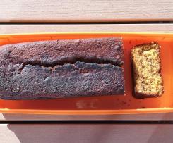 Cake sucré au Butternut