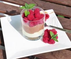 Dessert crème avocat nutella