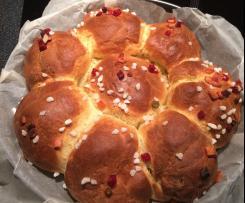 Brioche facon boulanger sans lait