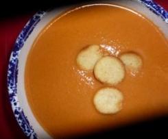 soupe express de thon