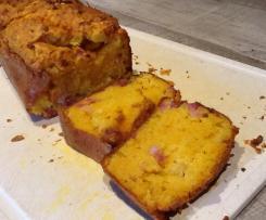 Cake salé de potimarron