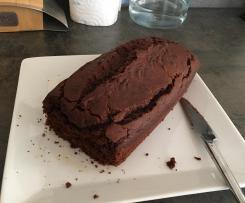 Cake au chocolat healthy