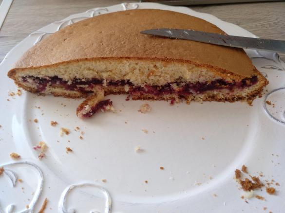 Gâteau Léger Et Rapide à La Confiture Par Reynaudlepicier Une