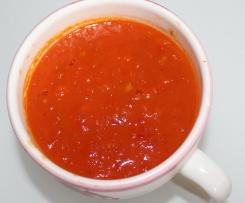 Sauce salsa mexicaine (pour torillas chips)