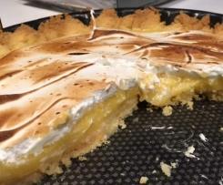 tarte au citron de chef