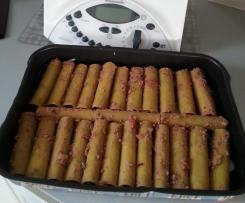 Thermo cannelloni aux bœuf et champignons