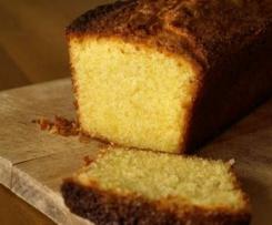 Cake sucré moelleux