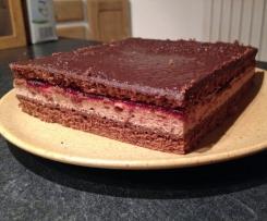Napolitain chocolat framboise