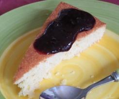 Gâteau citron d'Eliana