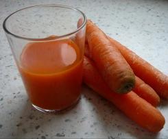 Vinaigrette au jus de carotte