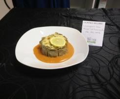 Lasagnes au thon et haricots de la mer