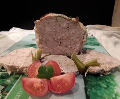 Terrine de veau à la sauge ou à l'estragon