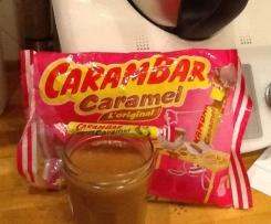 Pâte à tartiner au Carambar