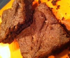 Fondant chocolat, sans gluten et sans lactose