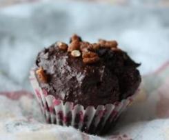 Muffins aux cornflakes chocolat-coco sans gluten (sans lait)