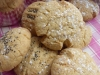 Biscuits citron gingembre