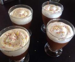 Variante Mousse liegoise chocolat