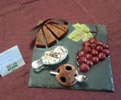 Pain d'épices de famille accompagné d'un sorbet de cassis au poivre Timut - Thermostars