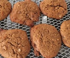 """Variante de Cookie """"végétal"""" et sans gluten"""