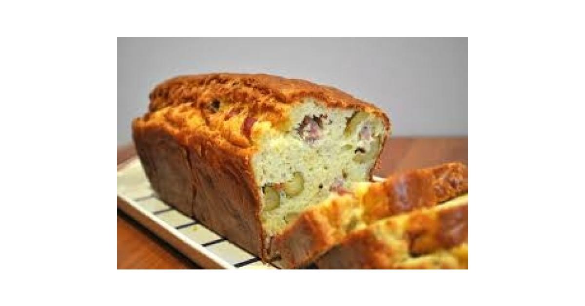 Cake aux olives et jambon par rattesnake une recette de fan retrouver dans la cat gorie - Recette cake aux olives et jambon ...