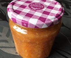 Marmelade de clémentines aux épices