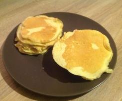 pancakes aériens