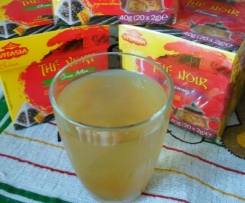 """sirop de thé au citron """"Ice Tea"""""""
