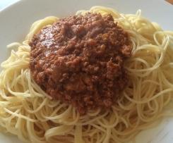Sauce bolognaise rapide