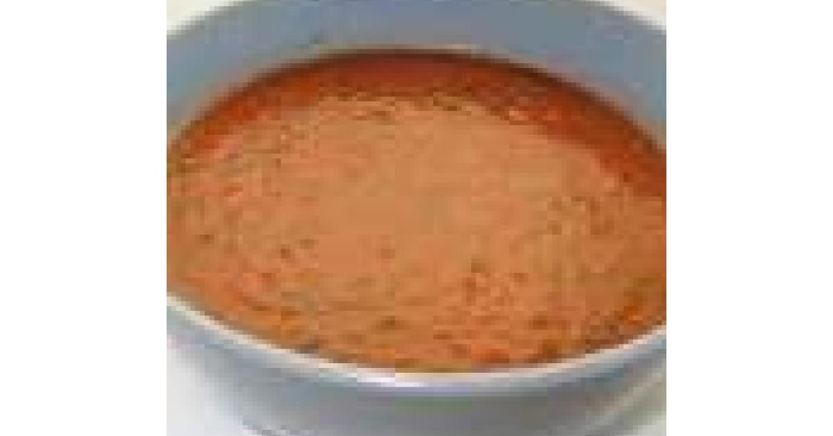 Potage la tomate et basilic par lustucru59 une recette de fan retrouver dans la cat gorie - Potage a la tomate maison ...