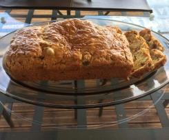 Cake olives verte jambon