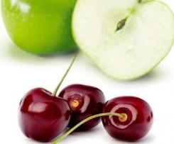 Compote pomme-cerise bébé