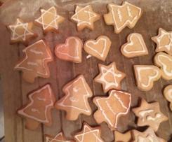 PIERNIKI (biscuits de Noël)