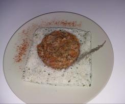 fricassée de lapin et son riz