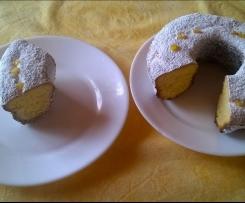 Biscuit de Savoie aux agrumes sans gluten