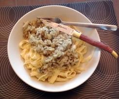 Tagliatelles au fenouil et anchois