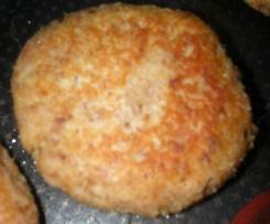 Croquettes au thon et au citron