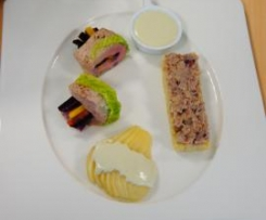 Filet Mignon tout en couleur