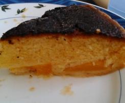 gâteau aux abricots moelleux et crémeux