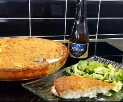 Tarte au maroille à la pâte levée (recette du Nord)