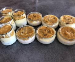 Tiramisu yaourts spéculos